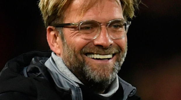 'Clinical' Liverpool thrilled boss Jurgen Klopp