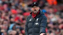 Big lead: Jurgen Klopp's side are 22 points clear at the top