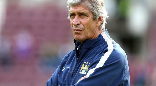 Fair deal: Manuel Pellegrini is happy with his summer signings