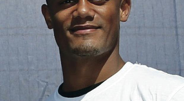 No doubts: Vincent Kompany never considered leaving City