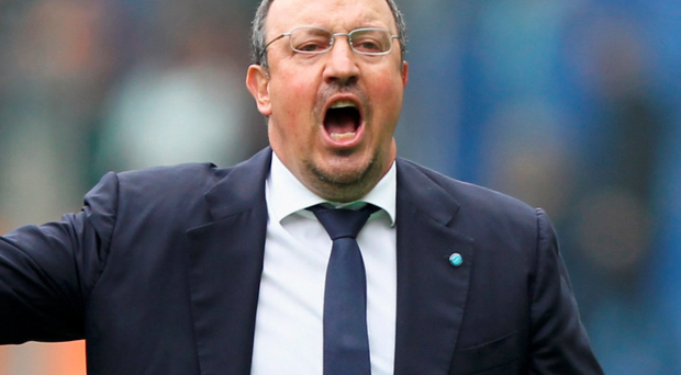 #17 - Napoli's rank as the 17th most valubale team will perhaps squash rumours that manager Benitez is moving. Value: £232 million
