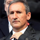 Talent search: Txiki Begiristain helped entice Pep Guardiola