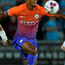 Blow: Vincent Kompany walked off injured on his City comeback