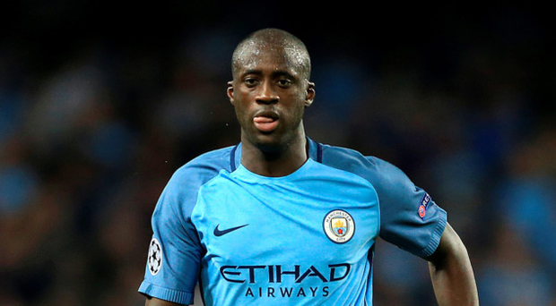In limbo: YayaToure won't playfor City again unless his agent apologises