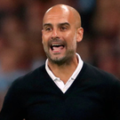 Raheem fan: Pep Guardiola