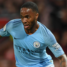 Hitting out: Raheem Sterling has been fighting racist abuse
