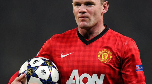 Manchester United do not want to sell Wayne Rooney to a Premier League rival