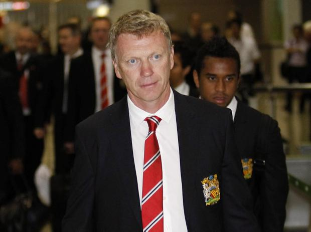 David Moyes says the name of Manchester United will always be enough to attract the world's top footballers