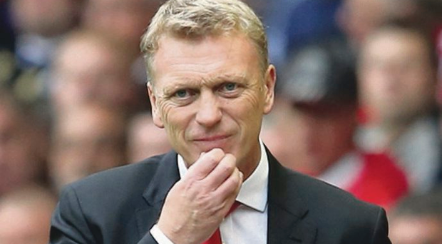 David Moyes has had mixed results so far as Manchester United manager