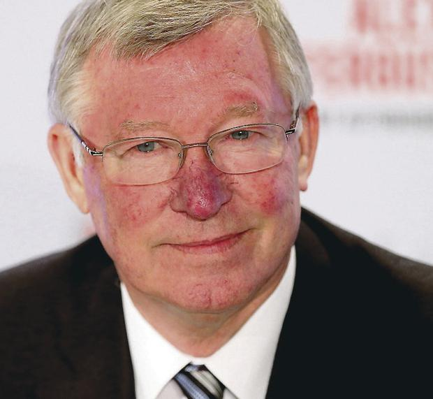 Controversial: Sir Alex Ferguson said the Glazers were supportive