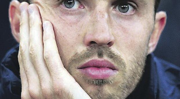 Sidelined: Michael Carrick will not feature for up to six weeks