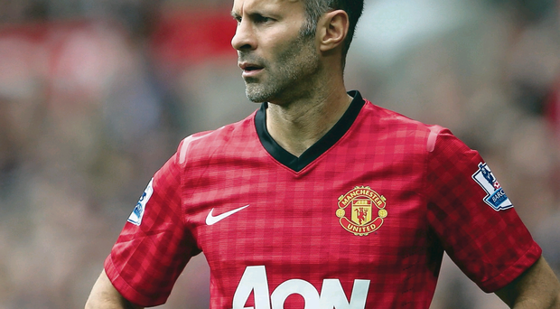 Ryan Giggs has won as many league titles as Arsenal have in their entire history