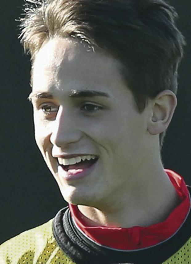 Adnan Januzaj courts much attention at Old Trafford
