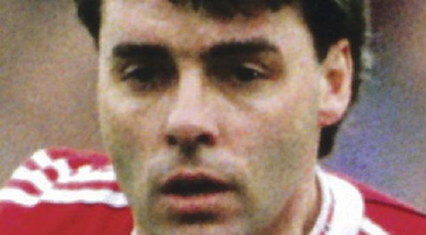 Mal Donaghy played for United under Sir Alex Ferguson