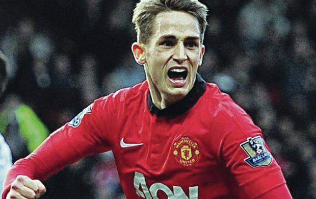 Wanted man: Adnan Januzaj's international future remains unclear