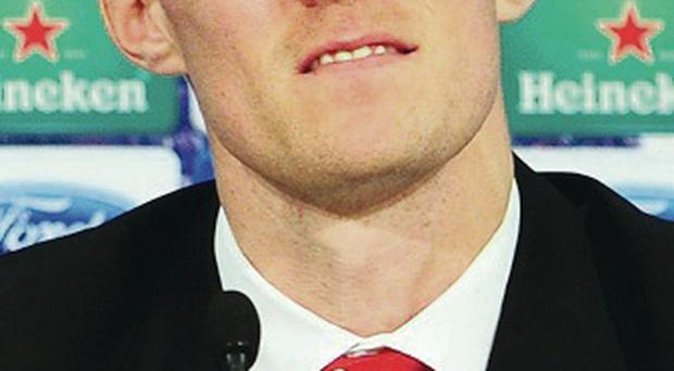 Darren Fletcher is playing for his future