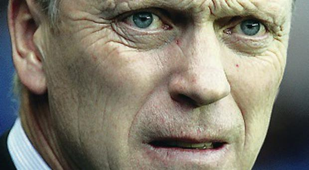 Pay-off: David Moyes will get millions after his sacking