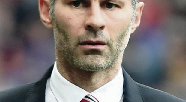 New role: Ryan Giggs will assist Louis van Gaal at Old Trafford