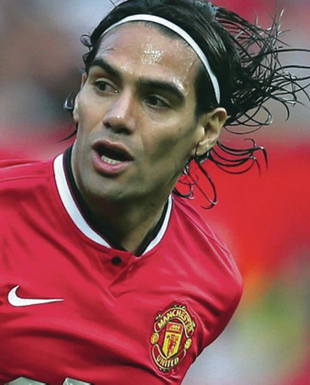 Colombian Radamel Falcao will be in need of a new club next season