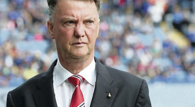 Manchester United manager Louis van Gaal has not made a good start to the season