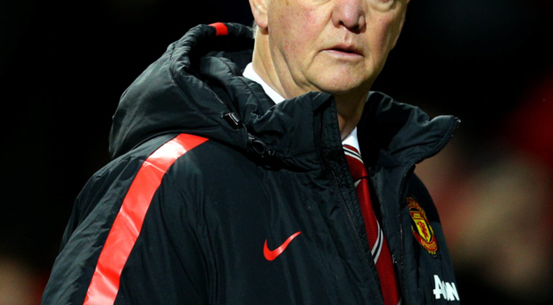 Selection surprise: Louis van Gaal left out star name