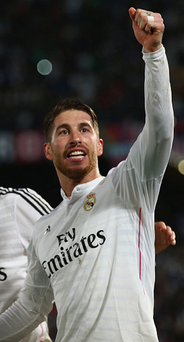 Man Utd are pushing for Sergio Ramos to come to Old Trafford