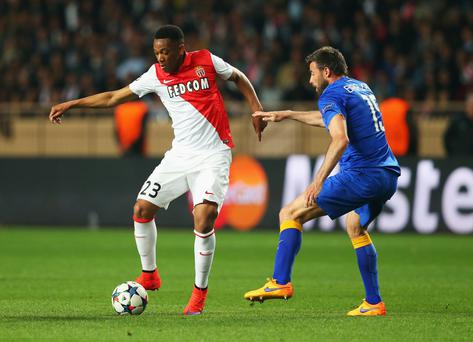 Starlet: Anthony Martial is set to join United from Monaco
