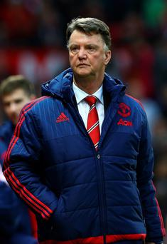 Crunch time: Louis van Gaal must get results against Stoke and Chelsea or face the axe