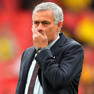 Furious: Jose Mourinho hit out after tactics were not followed