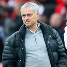 Decision time: Jose Mourinho risks extended touchline ban