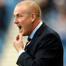 All over: Mark Warburton is leaving Rangers