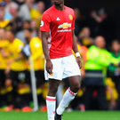 Sibling rivalry: Paul Pogba