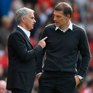 Discussion: Jose Mourinho and Slaven Bilic exchange views