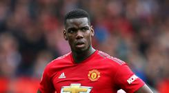 Unclear future: Paul Pogba