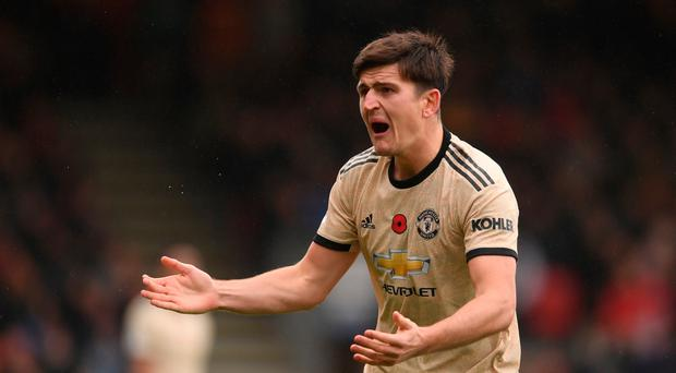 No excuses: Harry Maguire says United must do better