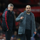Tactical battle: Ole Gunnar Solskjaer and Pep Guardiola lock horns again tonight
