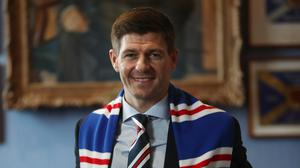 Tough journey: Steven Gerrard still has to deliver on many of his promises to fans