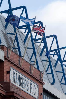Hitting back: Rangers have said they will not quietly accept the outcome of the vote