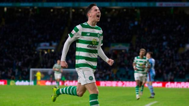 Strong depth: Mikey Johnston was missing for Celtic's win over Kilmarnock