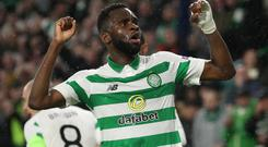 Big roles: Odsonne Edouard now has help in striking department