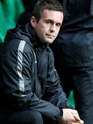 Tall order: Celtic manager Ronny Deila knows his team must play to their strengths
