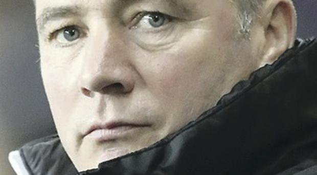 Ally McCoist is positive about Rangers' future