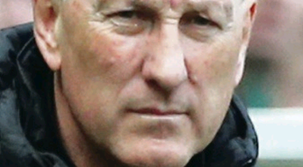 Axed: Terry Butcher has been sacked by Hibernian