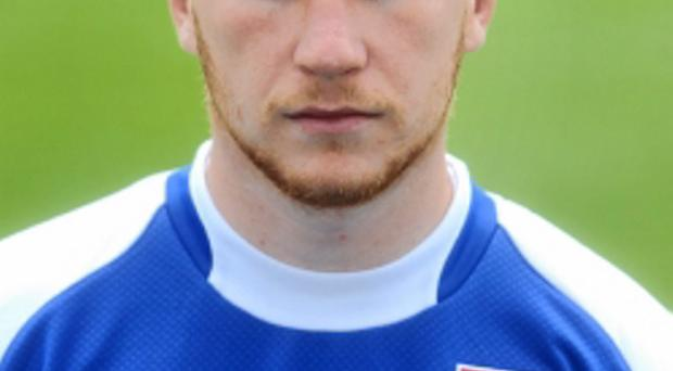 Goal king: Liam Boyce is set for early date with Hoops