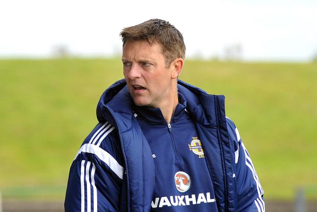 In charge: Stephen Craigan