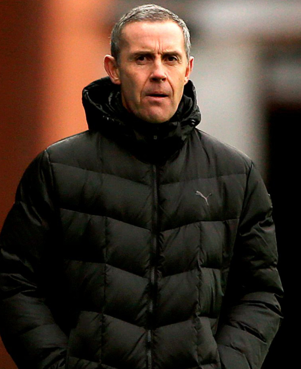 Rangers assistant manager David Weir