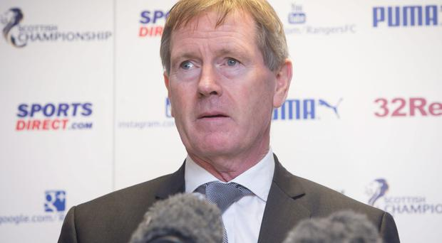 Rangers chairman Dave King has invited fans to choose a new title for the club's training ground, which was initially named after Sir David Murray. Photo credit should read Danny Lawson/PA Wire.