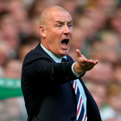 Prepared: Rangers manager Mark Warburton