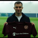 New chapter: Aaron Hughes has joined Hearts