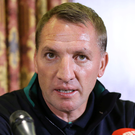 Warning: Celtic's Brendan Rodgers